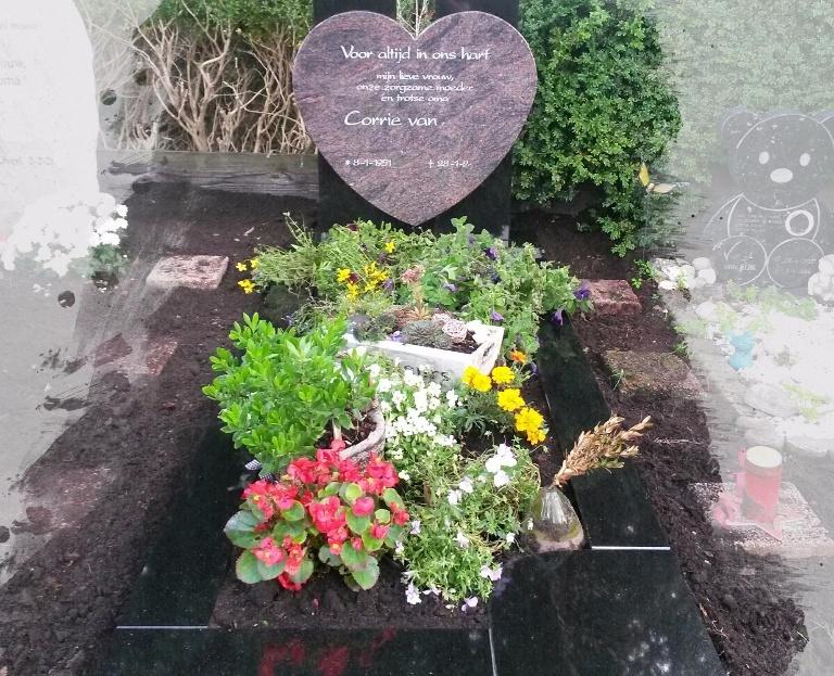 grafsteen te Nieuwkoop