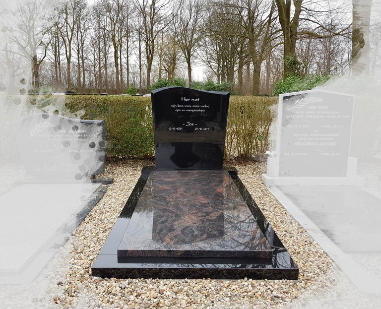 Grafsteen te Lienden