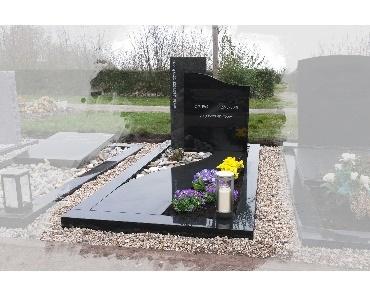Grafstenen met levensbaan Montfoort