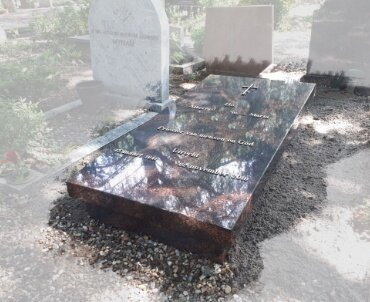 begraafplaats barbara te utrecht. finse aurora zerk 2