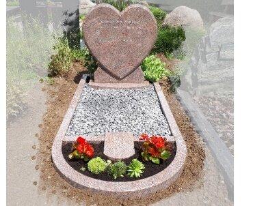 Grafsteen Rosa Dalva