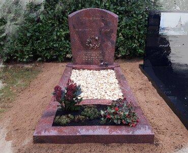 Romantica graniet Polsbroek