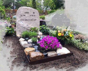 begraafplaats st.-Willibrordus. Wassenaar.