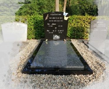 grafsteen Eck en Wiel