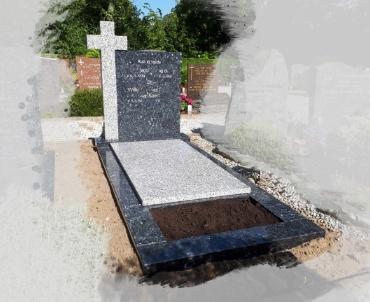 grafsteen graniet woerden