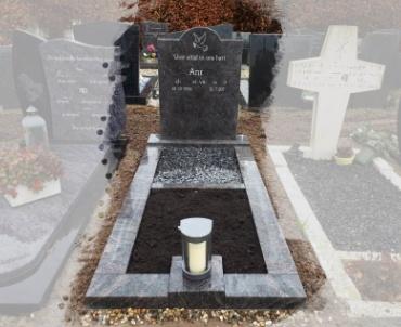 grafsteen-himalaya-graniet-met-plantvak-en-lantaarn