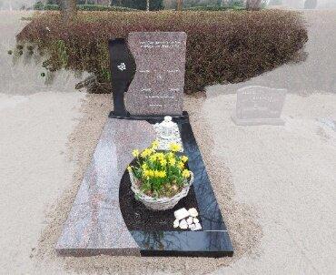 grafsteen lila gerais graniet