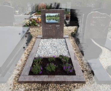 grafsteen Lila Gerias