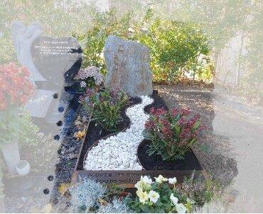 grafsteen met cortenstaal woerden