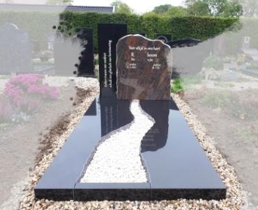 grafsteen Montfoort van graniet