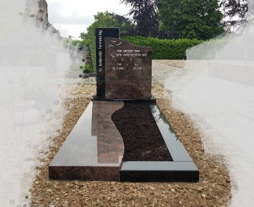 grafsteen noorden