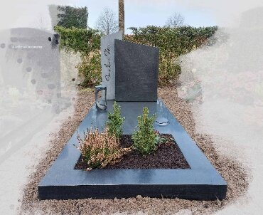 grafsteen ontwerpen met van dam natuursteen