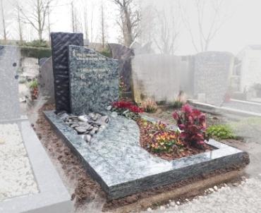 grafsteen te Cabauw