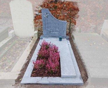 grafsteen van hardsteen amsterdam