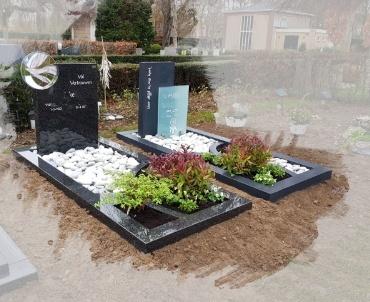 grafstenen Heerjansdam
