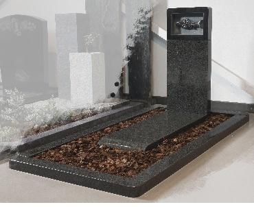 grafsteen - thema vissen Culemborg