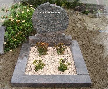 grafsteen algemeen himalaya blue