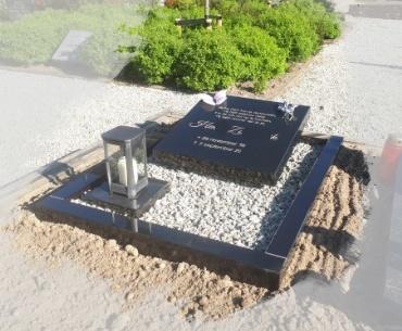 algemeen grafsteen Nieuwkoop