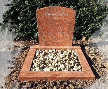 grafmonument algemeen romantica graniet te Vleuten