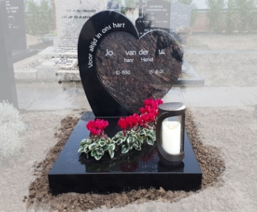 grafsteen Bodegraven graniet