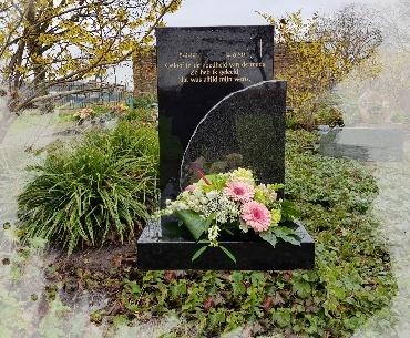 urnen grafsteen algemeen