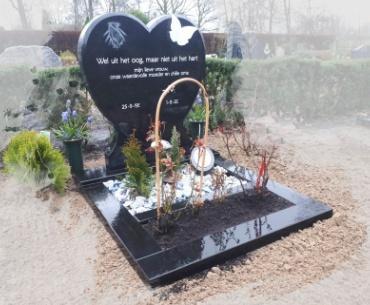 Algemeen grafsteen Woerden Rijnhof